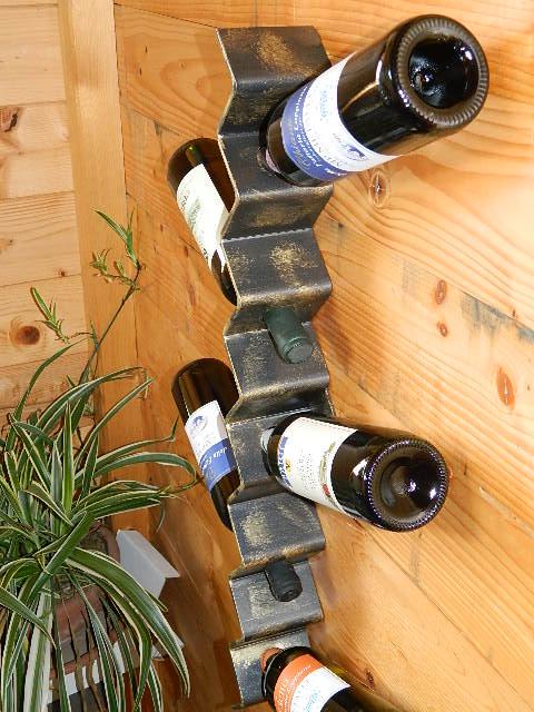 Cantinetta portabottiglie fai da te kk39 regardsdefemmes for Porta vino fai da te