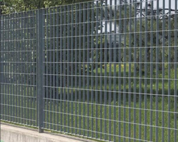 Pannelli per recinzioni zincati